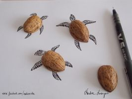 Turtles by NadienSka