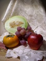 Fruit composition 1 by SanStock