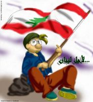 For Lebanon by hope-n-forever