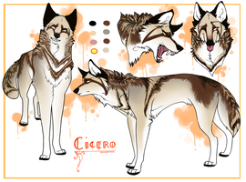 Comm: Cicero Reference Sheet by DoctorCritical