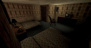 XNA Motel Room by kaikun2236