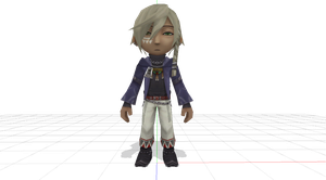Harvest Moon++Wizard++MMD WIP by 25animeguys