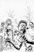 Zombies again. by IbraimRoberson