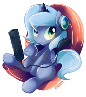Gamer woona. by Marenlicious