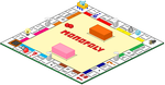 Emoticon Monopoly by Pixacious