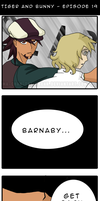 Tiger and Bunny - Episode 19 by aaamaaa