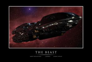 The Beast by Andy3E