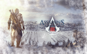 21. Assassin's Creed III by sfegraphics
