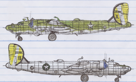 The Flying Fox - Squadron Profiles by Maty12