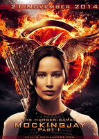 Hunger Games Poster by Insolatte