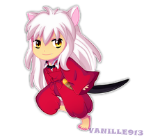 Inuyasha by vanille913