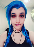 League of Legends - Jinx by Avaring
