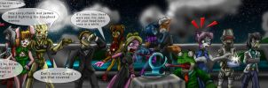 Te-New Year Party by MikeOrion