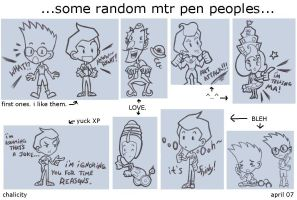 mtr pen people by chalicity