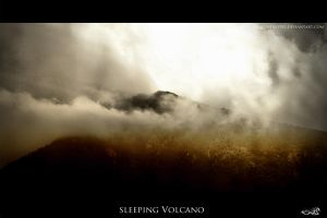 Sleeping volcano by archonGX