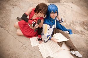 Vocaloid: Melody for you. by solatomato