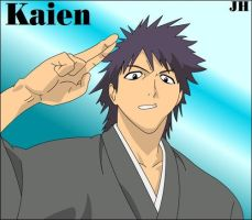 Kaien Vectored by Xpand-Your-Mind