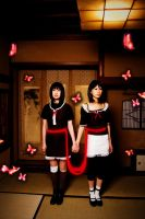 Twin from Fatal Frame by YUZU-0u0