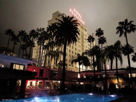 Hollywood Roosevelt Hotel by decophoto32