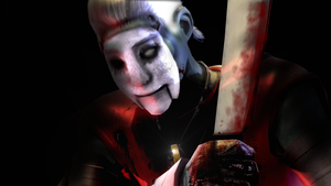 Eyes of a psychopath by WitchyGmod