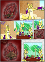 Starsage Commission 2 Pg 3 by livinlovindude