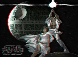 A New Hope 3-D conversion by MVRamsey