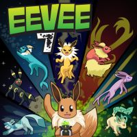 Teevee episode 1 - Eevee 7 by askiopop
