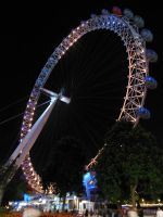 Olympic London by Night 3 by hexgirl911