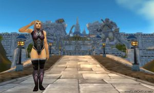 Sharm Of Azeroth. by Elixxis