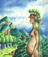 Gaea by Xyrth