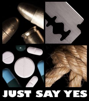 just say yes by suzi9mm