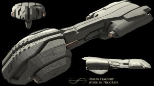 Union Flagship WIP 2 by DrMan