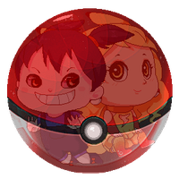Crowded Pokeball by Getanimated