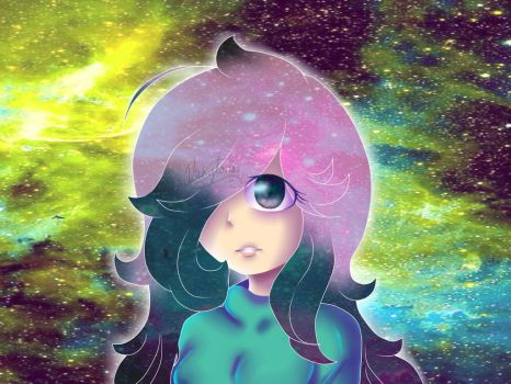 It's a Galaxy... by vickytoria840