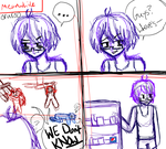 TAMA IS MISSING (Poorly Drawn Comics - PT 4/5) by Oruroo
