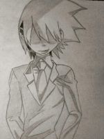Soul Eater Evans by minid97