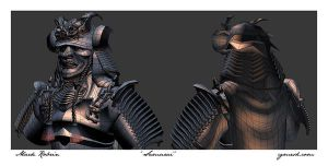 Samurai I by Mr-Vicious