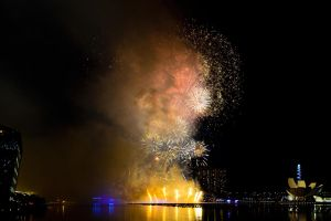 Hello  2012 fireworks 2 by Shooter1970