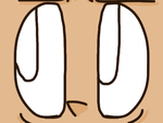 Free To Use Icon BASE: Worried Blink by IceyGhosty