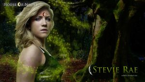House Of Night - Stevie Rae Wallpaper by NatBelus