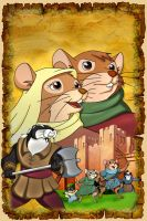 Redwall by spacekadet75