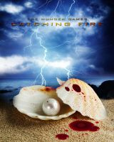 Catching Fire Fanmade Poster by VMari