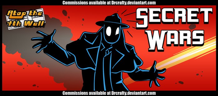 AT4W: Secret Wars by DrCrafty