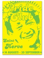 Pride Club, Poster by CORHIN