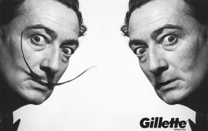 Mock Gillette Advertisement by rafejgoldberg