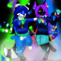 rave on by adriane98akaclover