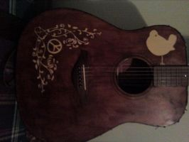 Guitar Project 2010 - Finished by Kalutica