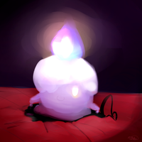 Candle by WendySakana
