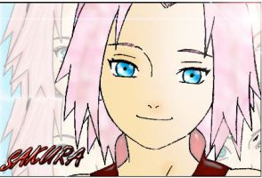 sakura colored 4 mousey94 by cooltemari