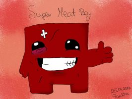 Super Meat Boy by TesterkaGier